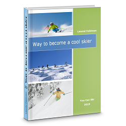 Way to become a cool skier